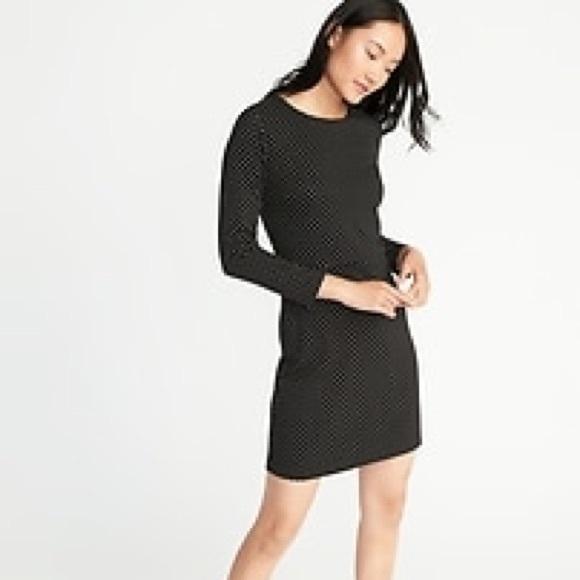 ce85abcc254e87 Old Navy Ponte Knit Sheath Dress for Women Gray M.  M 5a9463a985e60577c1814bec